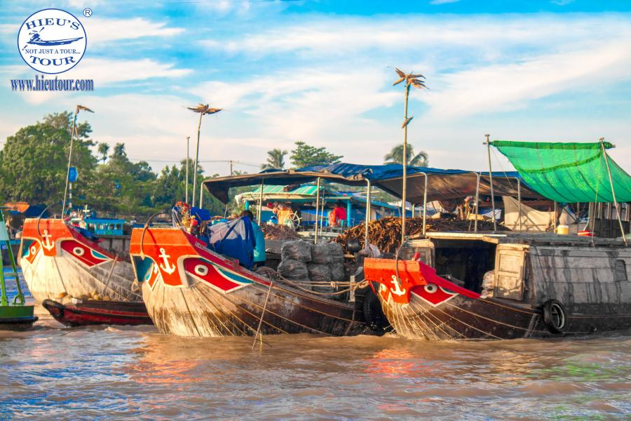 2 DAY 1 NIGHT - SAI GON MEKONG DELTA 3 AUTHENTIC FLOATING MARKETS - HIB2DSCMK3 color