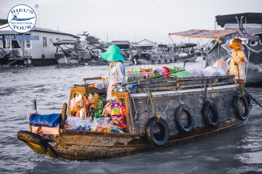 2 DAYS 1 NIGHT BEN TRE – TRA VINH – CAN THO - RACH GIA color