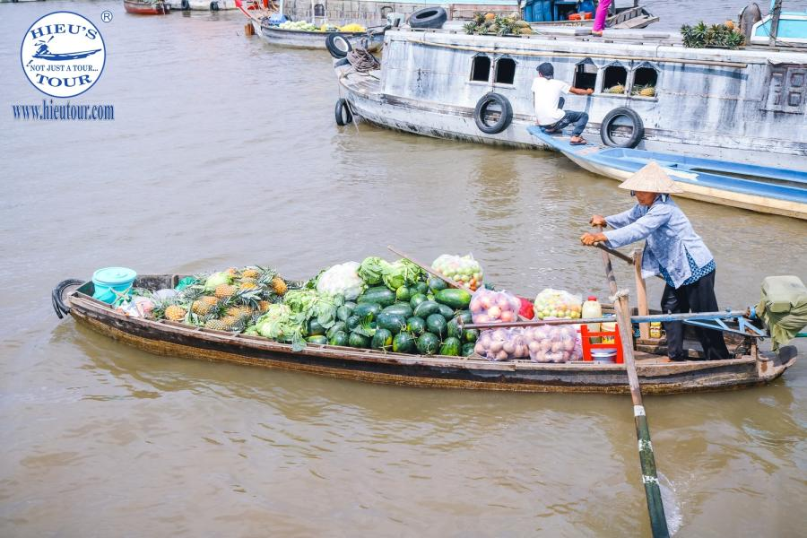 3 DAY 2 NIGHT - MEKONG DELTA ANCIENT SITES  color