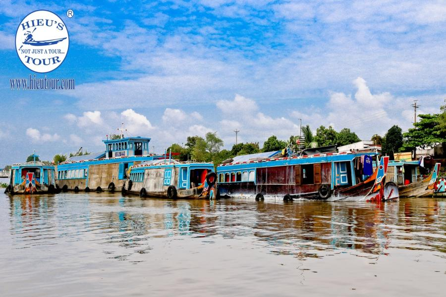 4 DAYS 3 NIGHTS - SAIGON - MEONG DELTA SOUTHERN CORRIDOR-HIB4DSMKSC1 color