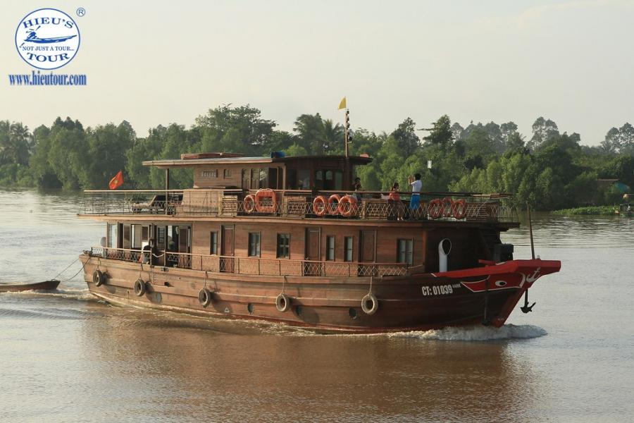 CAN THO - 3 DAY MEKONG ON CRUISE - HIB3DCBS1 color