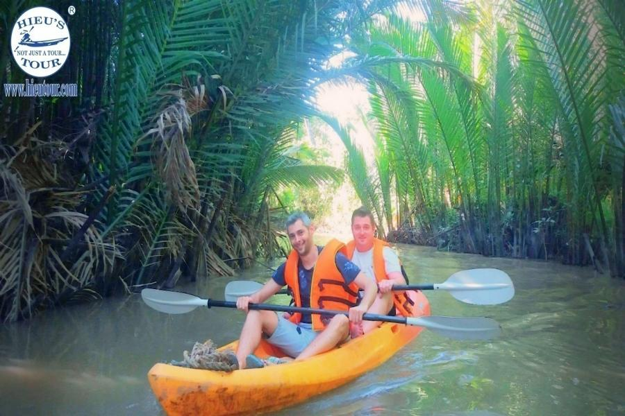 CAN THO-1 DAY BIRD SANCTUARY KAYAKING BIKING - HIB1DCCB3 color