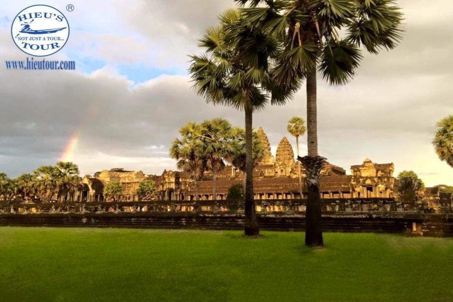 INCREDIBLE CAMBODIA TRIP 5 DAYS 4 NIGHTS - HOB5DMC4