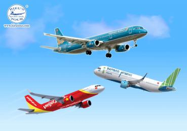 GENERAL KNOWLEDGE ABOUT THE DOMESTIC AVIATION COMPANIES OF VIETNAM