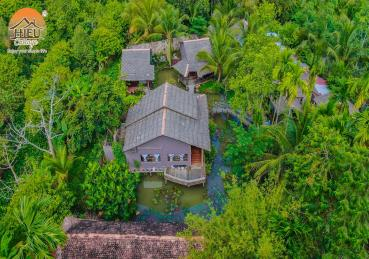 WHAT A HIDDEN MEKONG VILLAGE YOU COULD DISCOVER & EXPERIENCE IN HIEU'S COTTAGE!!!